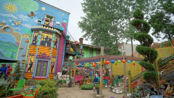 Randyland is Pittsburgh's most colorful spot