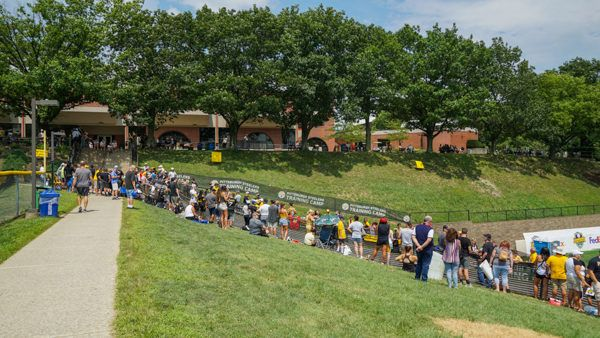Steelers Training Camp Entry Path