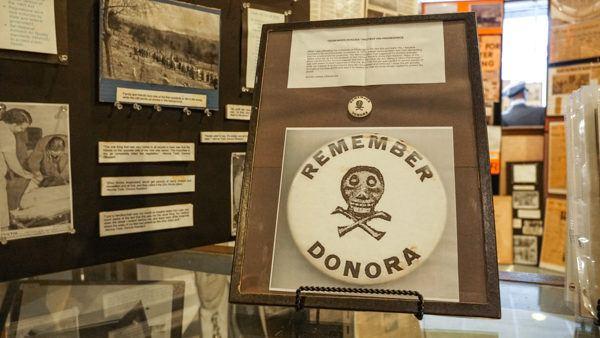 Donora Smog Museum