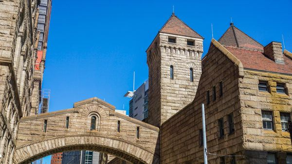 Historic Allegheny County Jail