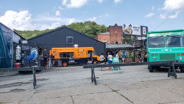 Food Truck Rally at Strange Roots