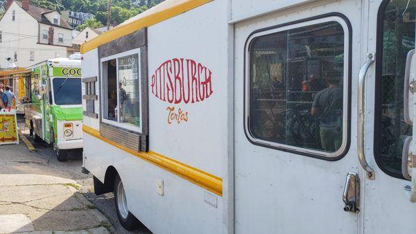 Pittsburgh Tortas Food Truck
