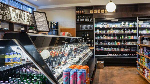 The Fairlane Bottle Shop