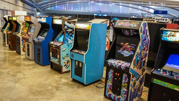 Arcade Games at ReplayFX