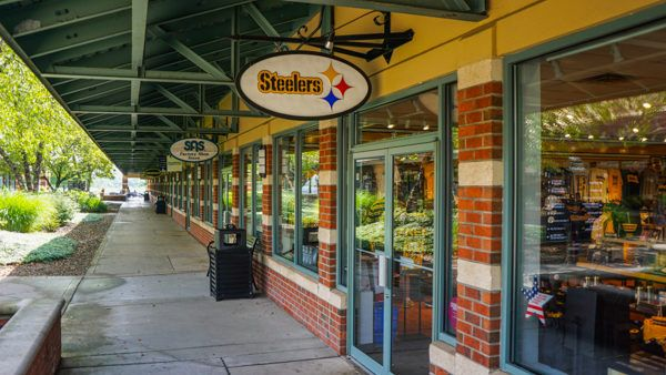 Steelers Store at Grove City Outlet Mall