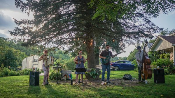 Live Music at Churchview Farm Happy Hour