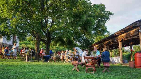 Churchview Farm Happy Hour