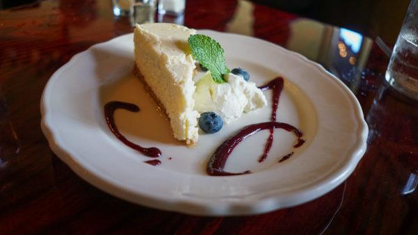 Dessert at Dish