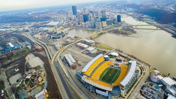 Heinz Field from Above