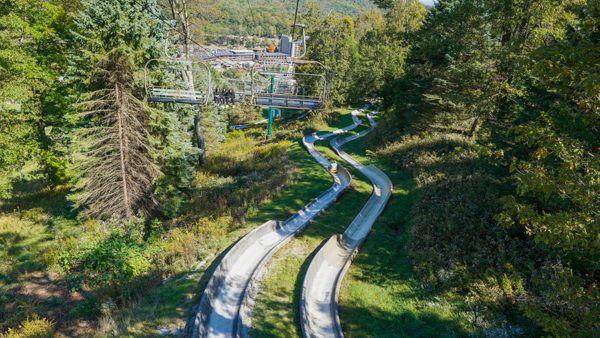 Seven Springs Alpine Slide