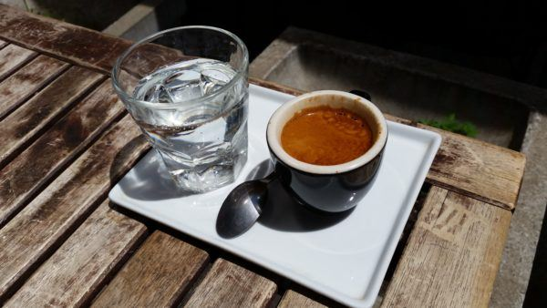 Commonplace Coffee espresso