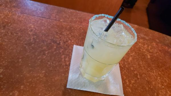 Margaritas at Mad Mex Robinson
