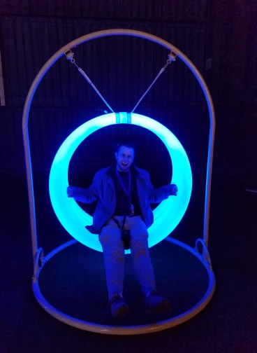 Glow in the Dark Swings