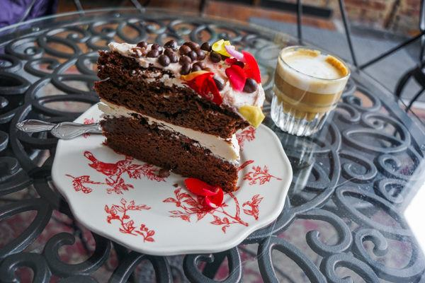 Slice of Cake from Butterwood Bake Consortium