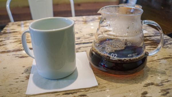 Convive Coffee Pourover