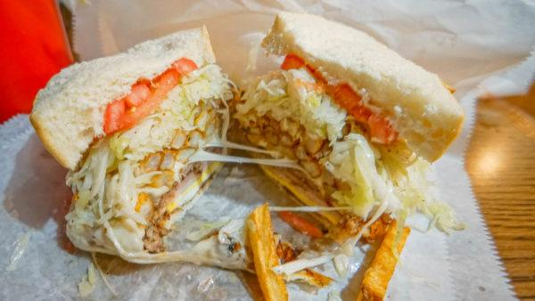 Primanti Brothers Pittsburgh Sandwich