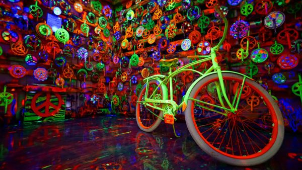 Bicycle Heaven's Sprocket Room