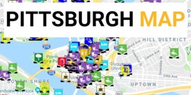 Check out our Interactive Pittsburgh map!