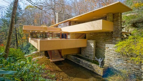 Fallingwater in the Laurel Highlands