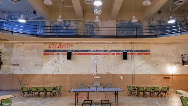The Ace Hotel is in a Restored YMCA