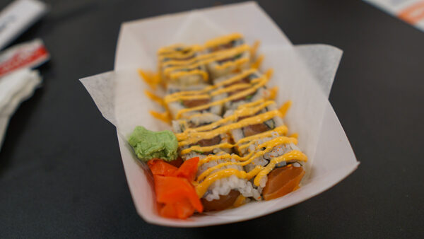 Sushi from Just Roll'd Up