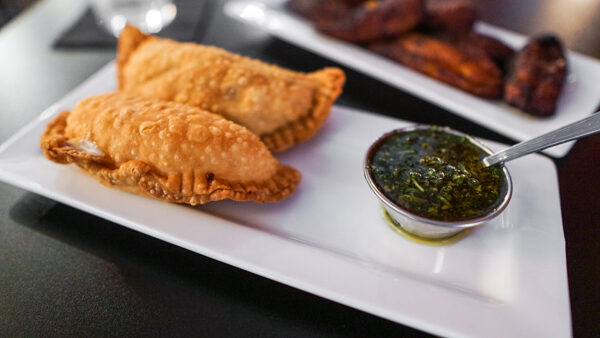 Empanadas from Zorros in Pittsburgh