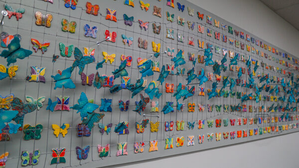 Butterfly Project at the Holocaust Center of Pittsburgh