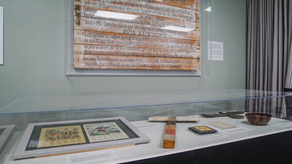Holocaust Center of Pittsburgh Exhibit
