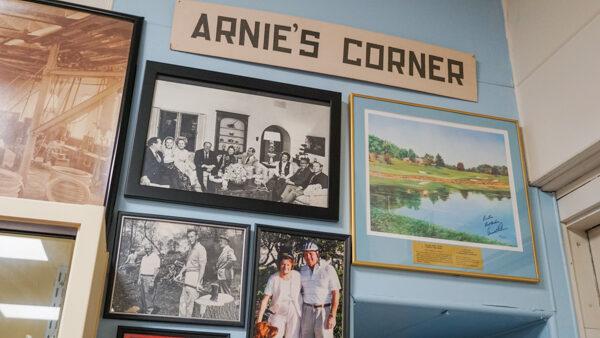 Arnold Palmer Exhibit