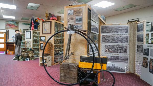 Latrobe Area Historical Society Museum