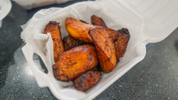 Chicken Latino's Sweet Plantains