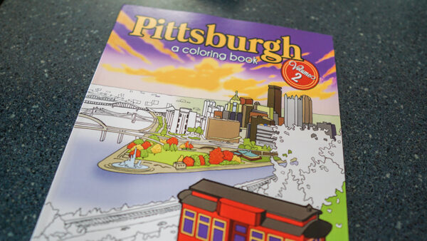 Pittsburgh Coloring Book Volume 2