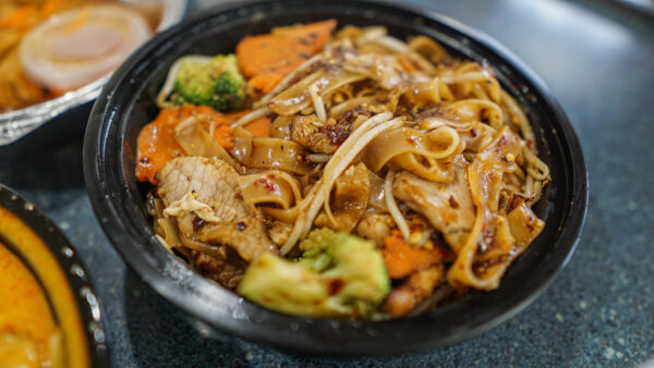 Pad See Ew from Little Bangkok in Pittsburgh