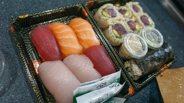 Sushi Regular from Mola