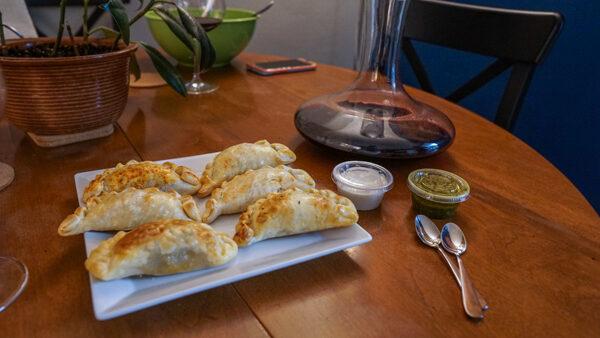 Empanada Fusion Spread (BYOW)