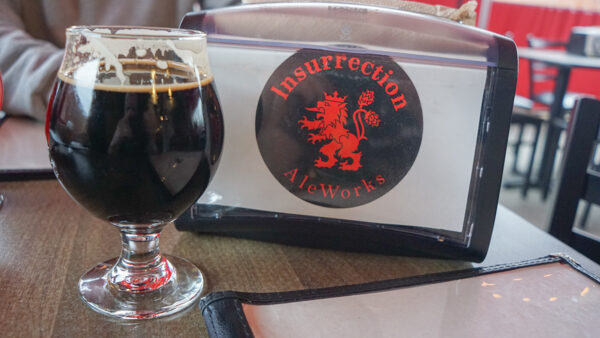 Stout at Insurrection