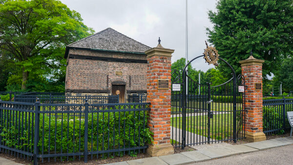 The Fort Pitt Blockhouse - The Oldest Building in Pittsburgh