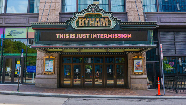 Byham Theater in Downtown Pittsburgh