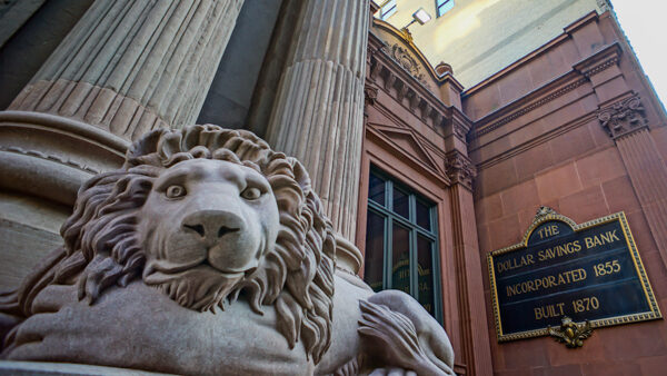 Brownstone Lions at Dollar Bank Pittsburgh