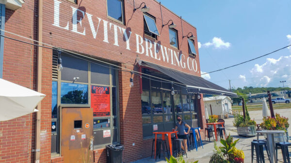 Levity Brewing Facade