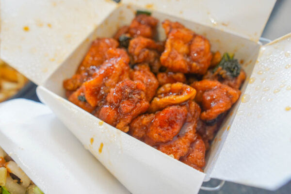 General Shu's Chicken