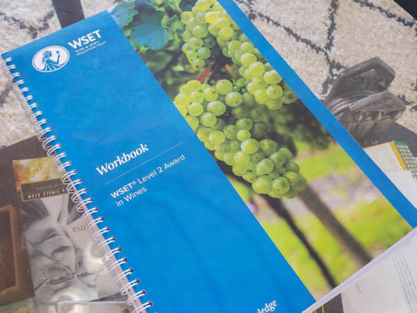 WSET Level 2 Wine Workbook