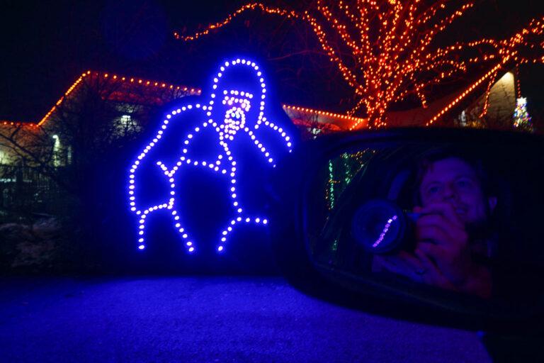Pittsburgh Zoo Lights