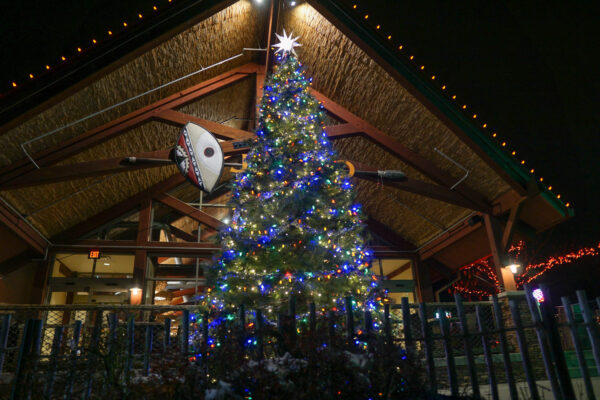 Christmas at the Pittsburgh Zoo
