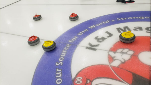 Scoring Points in Curling