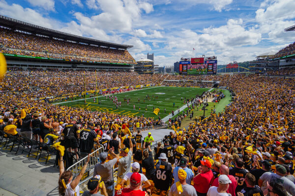 Steelers Game at Heinz Field