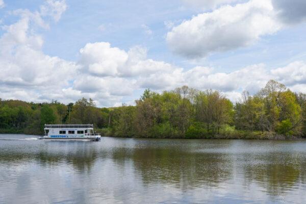 Preston's Pearl on Lake Arthur