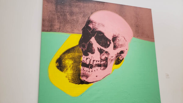 Exhibit at the Andy Warhol Museum in Pittsburgh