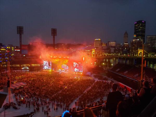 Concerts at PNC Park