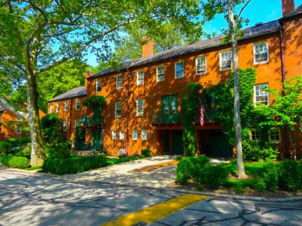 Chatham Village on Mount Washington